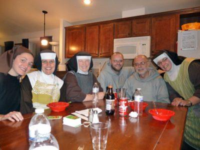 All Saints Dinner