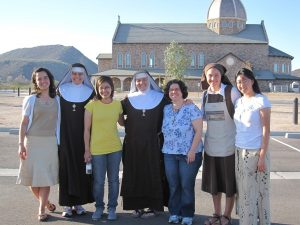 May Duc In Altum Retreat Photo