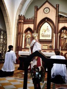 Corpus Christi 2013 - with Fr. Fred Adamson