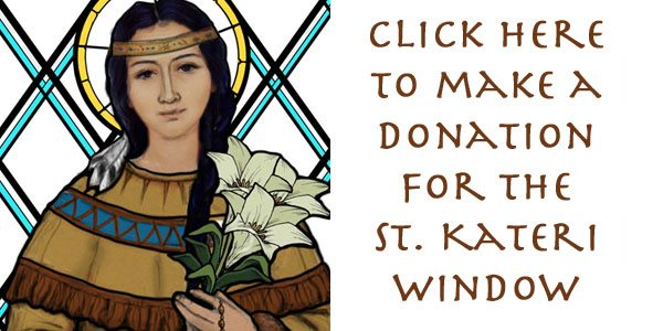 St. Kateri Window