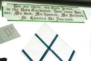 St Foucald Memorial