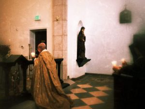 The Transitus of St. Francis