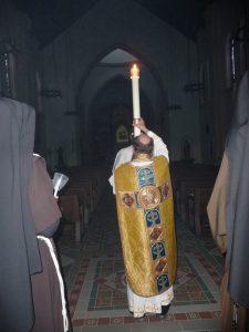 Lumen Christi... Deo Gratias