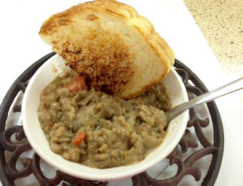 Lenten Meatless Meal Alms, Week V