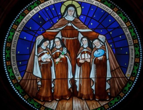 Celebrating St. Clare
