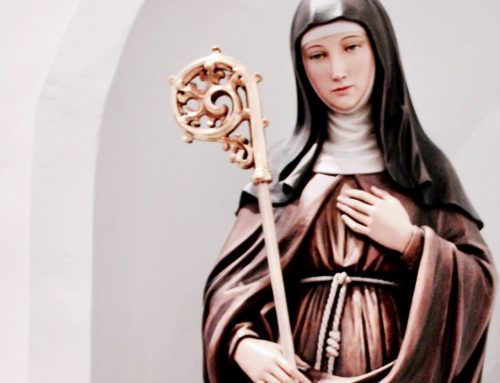 Celebrate St. Clare with the PCPAs